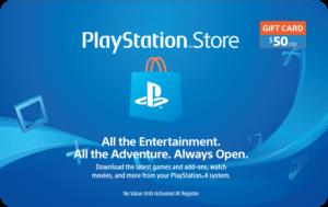 Buy Sony Playstation Gift Cards or eGifts in bulk