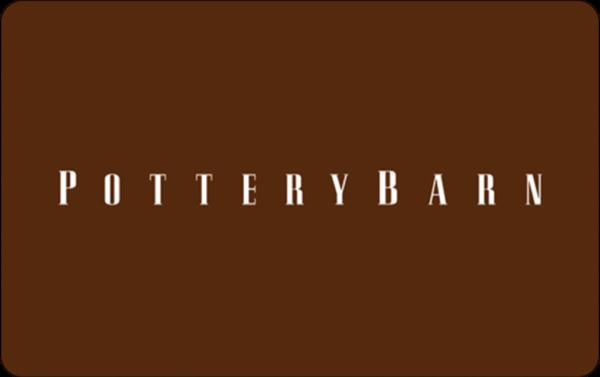 Buy Pottery Barn Gift Cards or eGifts in bulk
