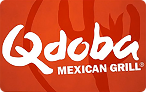 Buy Qdoba Mexican eats Gift Cards or eGifts in bulk