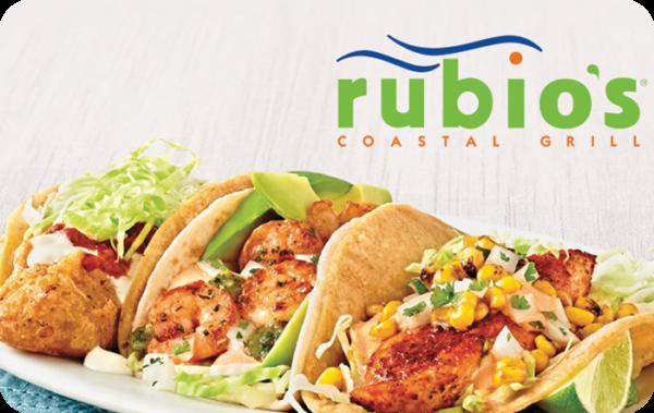 Buy Rubios Gift Cards or eGifts in bulk