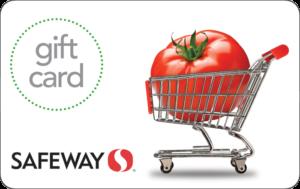 Buy Safeway Gift Cards or eGifts in bulk
