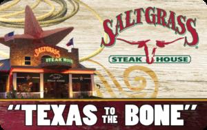 Buy Saltgrass Steakhouse Gift Cards or eGifts in bulk