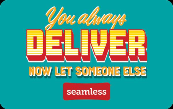 Buy Seamless Gift Cards or eGifts in bulk