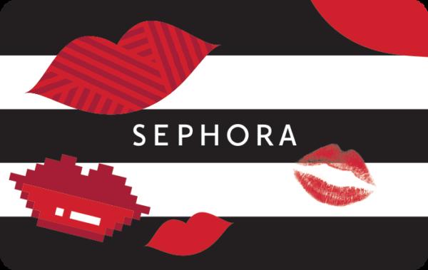 Buy Sephora Gift Cards or eGifts in bulk