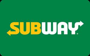 Buy Subway Gift Cards or eGifts in bulk