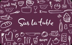 Buy Sur La Table Gift Cards or eGifts in bulk
