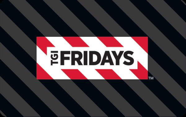 Buy Tgi Fridays Gift Cards or eGifts in bulk