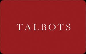 Buy Talbots Gift Cards or eGifts in bulk