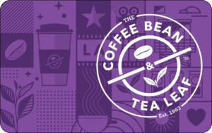Calibri (Body)Buy The Coffee Bean Tea Leaf Gift Cards or eGifts in bulk