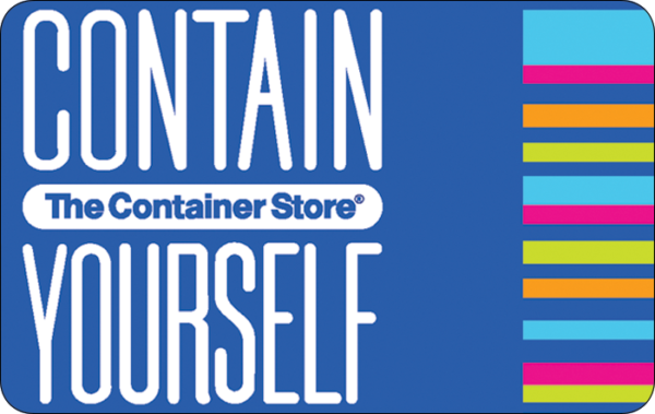 Buy The Container Store Gift Cards or eGifts in bulk