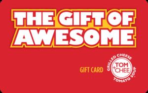Buy Tom & Chee Gift Cards or eGifts in bulk