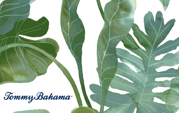 Buy Tommy Bahama Gift Cards or eGifts in bulk