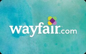 Buy Wayfair Gift Cards or eGifts in bulk
