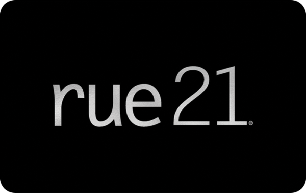 Buy Rue 21 Gift Cards or eGifts in bulk