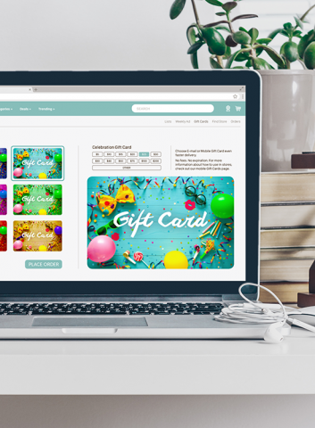 Take Your Gift Card Program From Here to Everywhere
