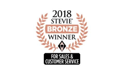 2018 Stevie Awards: Back Office Customer Service Team of the Year