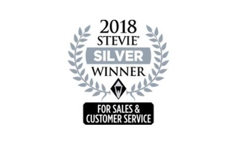 2018 Stevie Awards: Innovation in Customer Service