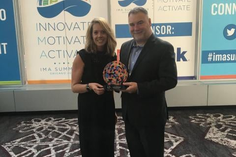 Hawk Incentives Wins IMA 2019 Circle of Excellence Award